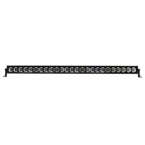 Rampe Combo longue portée et travail 25 LED Aluminium 10 000 LUMENS