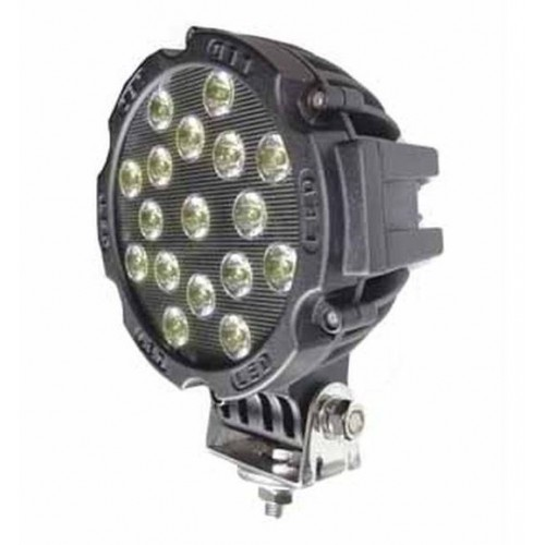 Travail Rond 1224 3825 Lumens 17 Volts Led Phare De Pro OXNPn0w8k