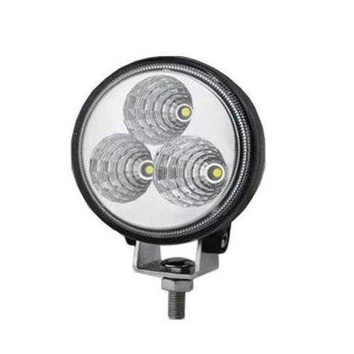 Phare De Travail 3 LEDS 9W 12/24 VOLTS 600 LUMENS