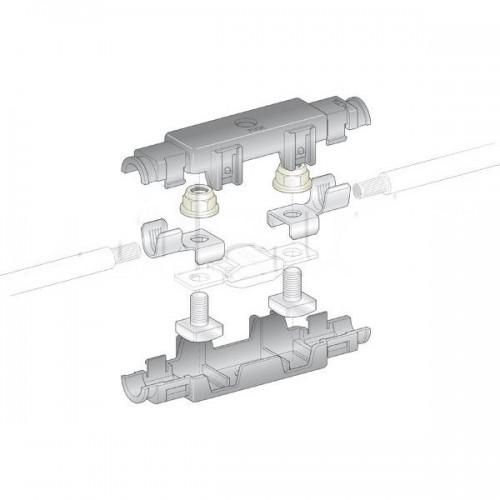 Porte-fusibles pour fusibles MEGA pour câble 10 à 35 mm2