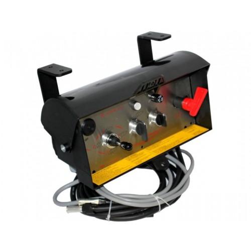Coffret de commande adaptable version standard - gamme rétractable