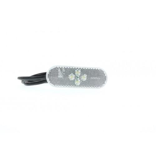 Feu de position LED Vignal 104520 24V Blanc