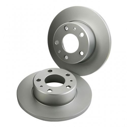Disque de frein arrière Iveco Daily avec ABS 296mm