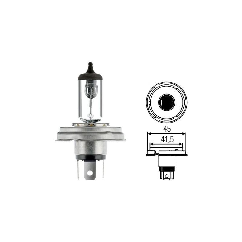 Ampoule R2 Halogen 12v 45/40W LIFETIME