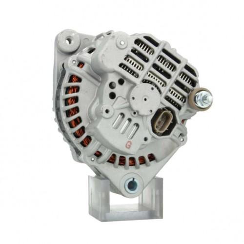 Alternateur Iveco 90A, Bosch 0123525502, Bosch ruil 0986046040