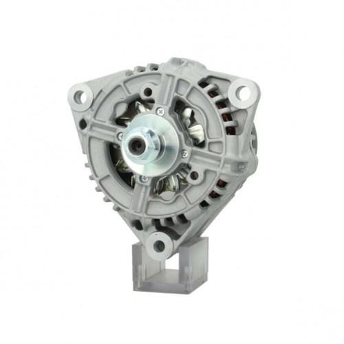 Alternateur MAN 100A, Bosch 0123525501, Bosch ruil 0986042590