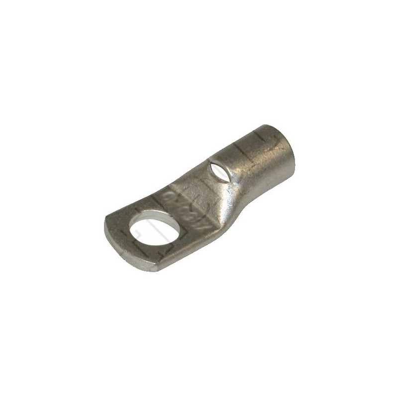 Cosse tubulaire 16mm2 diamétre 5, 6 et 8mm