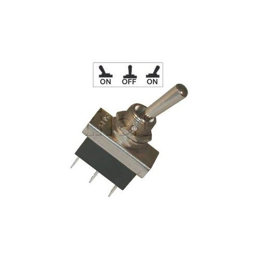 Interrupteurs à tige métal 20 mm