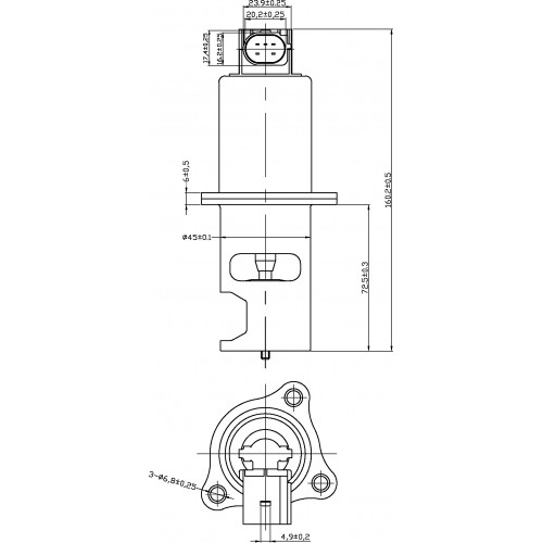 Vanne EGR OPEL Movano Vivaro: 4409585, M616666