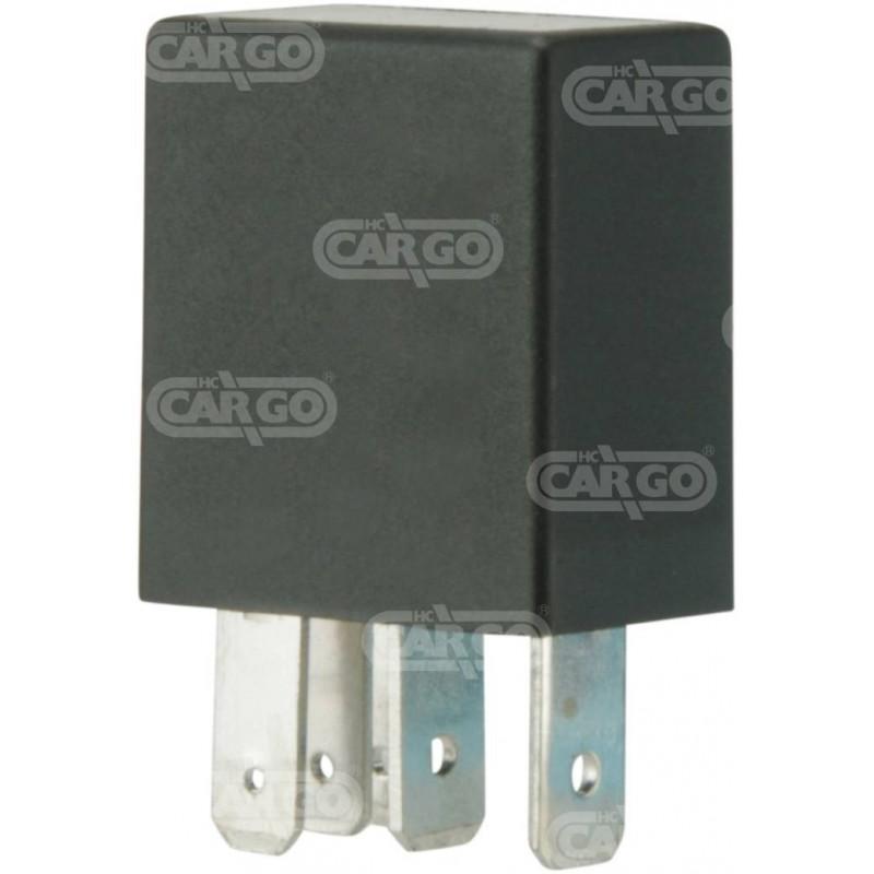 Relais deux contacts 12 volts