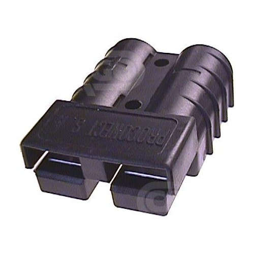 Connecteur CB50 batterie Noir 6/16mm2