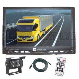 Kit Caméra de Recul : camions, poids lourd, tracteurs, remorque, camping car