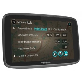 Gps poids lourds/camions