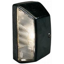 Feux éclaireur de plaque : ampoule & led