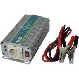 Convertisseur de tension 12V et 24V en 220V pas cher