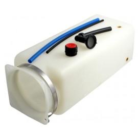 Hydrauliques : pompe, réservoir