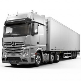 Carrosserie pour poids lourds et camion