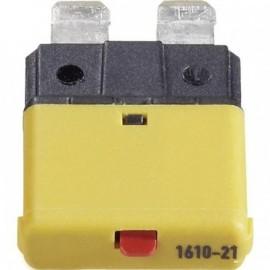 Fusible disjoncteur réarmable 12 & 24 Volts